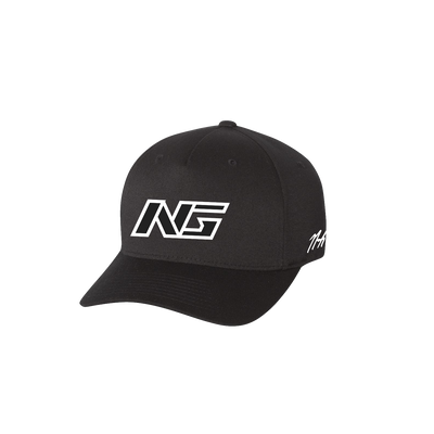 NG Signature Fitted Hat