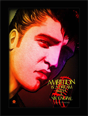 Poster- Elvis Presley Pop Art