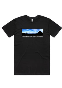 Mens Tee's: Piha Beach.