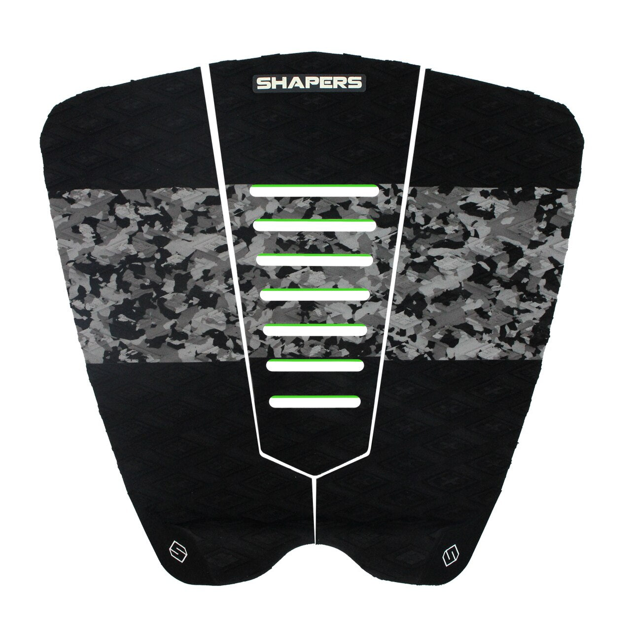 Shapers deck grip - Matt Banting athlete series 3 piece tail pad