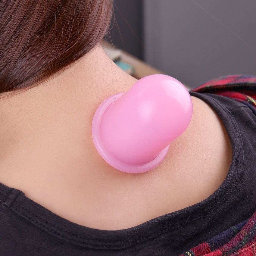 Anti-Cellulite Cupping Therapy Body Massage Cups