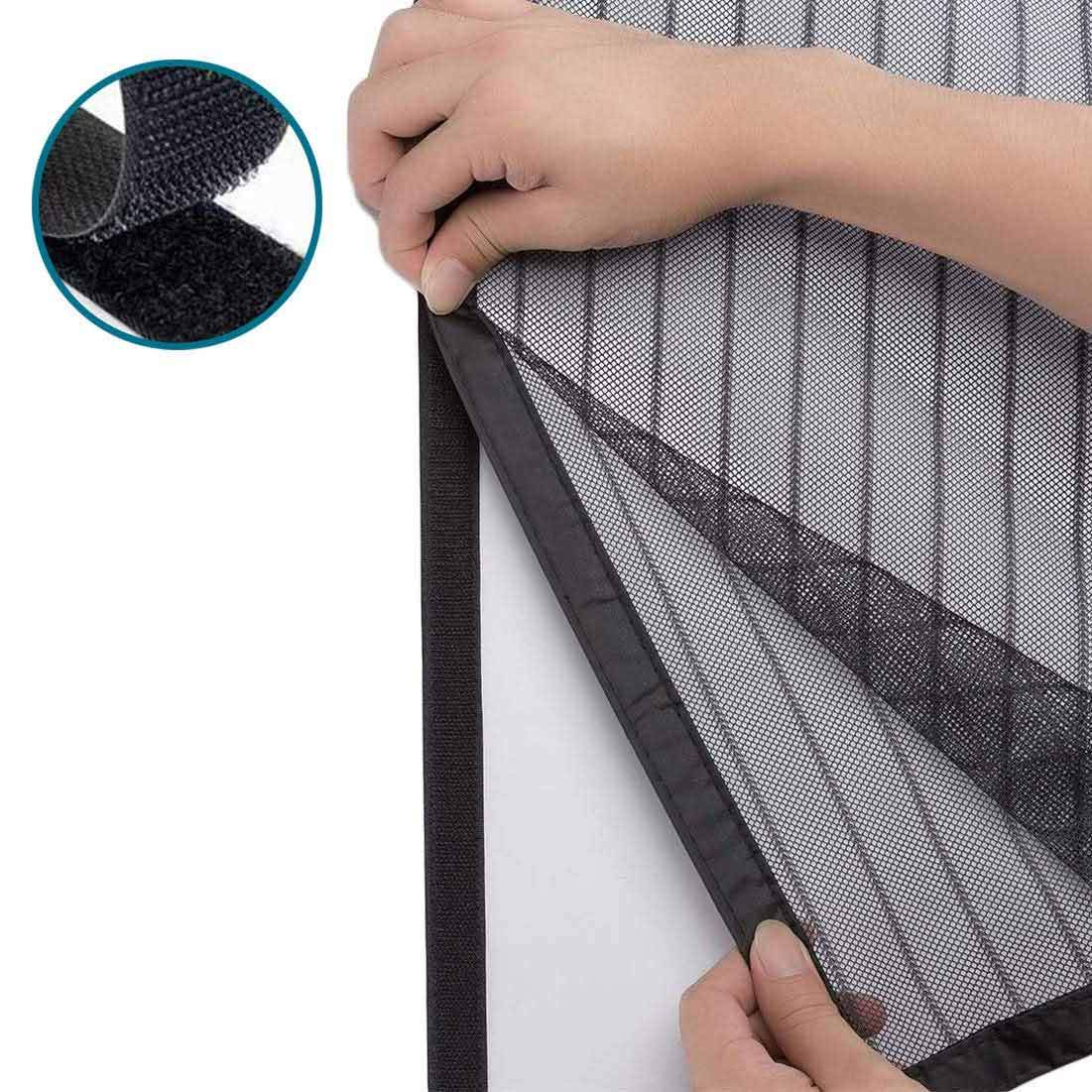 Magnetic Screen Curtain Anti-Insect Door