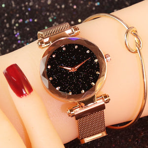 Bejewelled Starry Watch