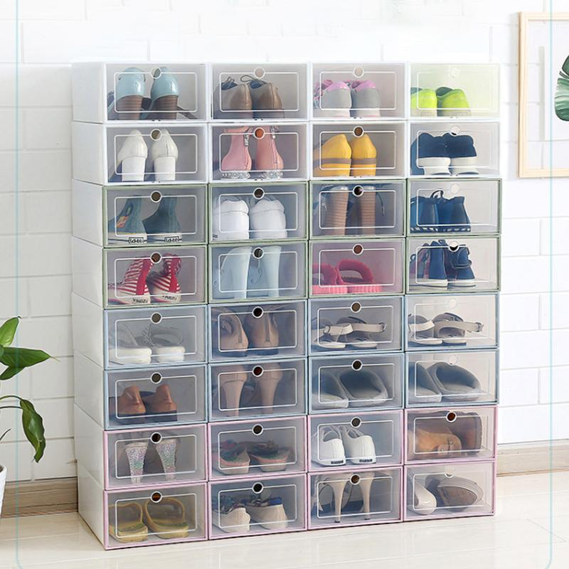 Drawer Type Shoe Box (1 pc)