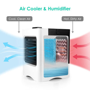 Portable AC Small Air Conditioner