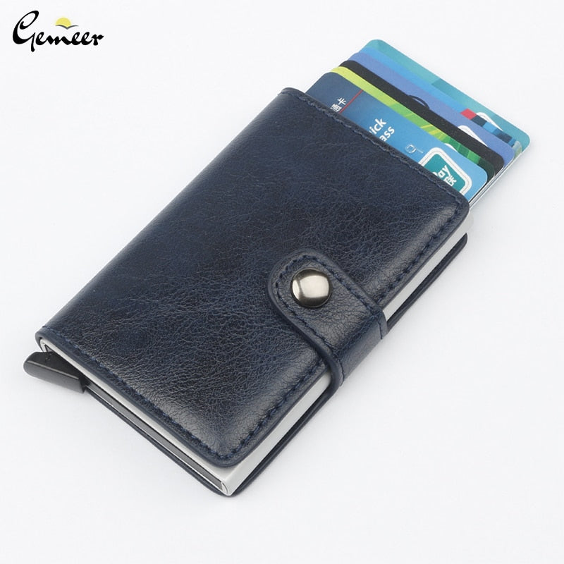 RFID Protect Shield Wallet