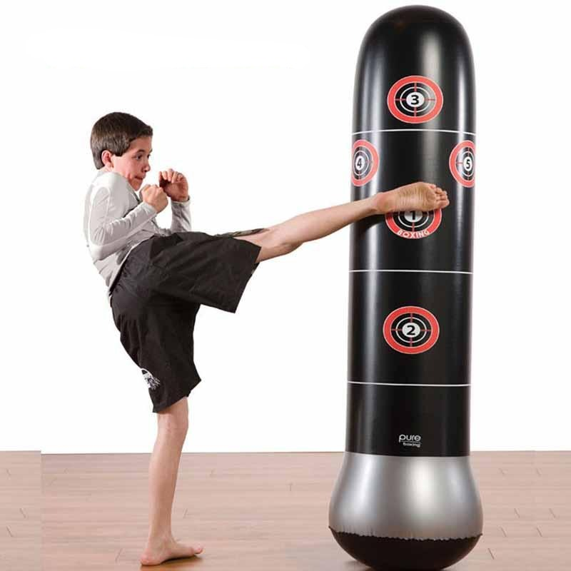 Inflatable Punching Bag for Workout Equipment