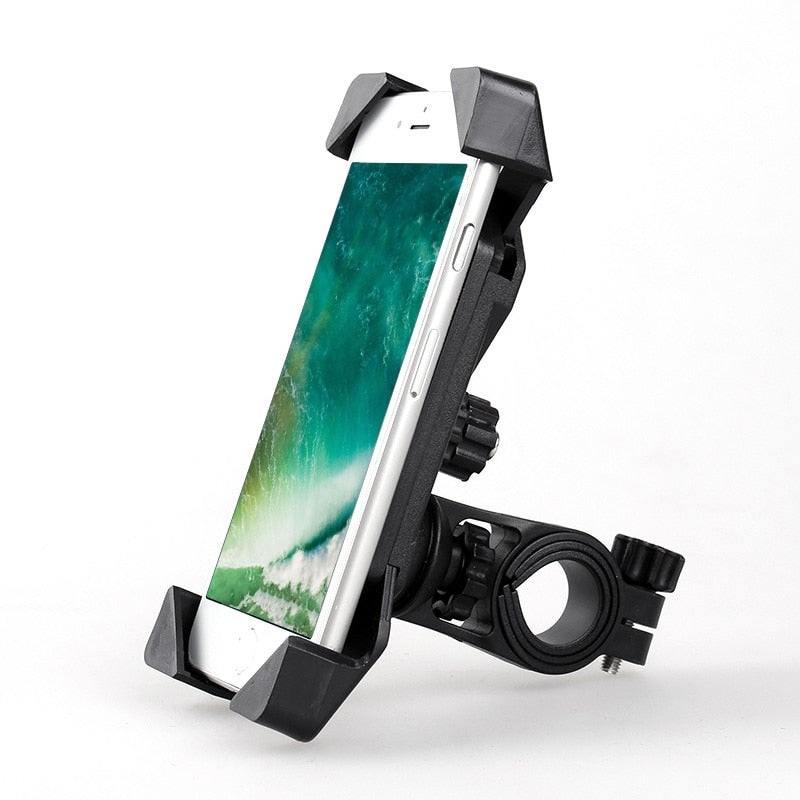 Bike Phone Mount 360° Rotation Anti-Shake Mount