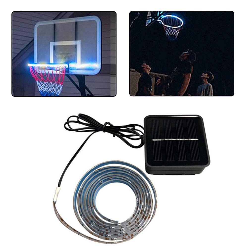 Basketball Hoop Activated LED Strip Light