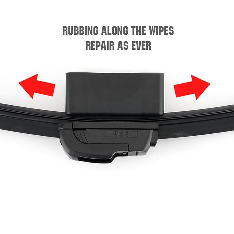 Windshield Wiper Blade Fixer (Make Wipers Last 4X Longer)