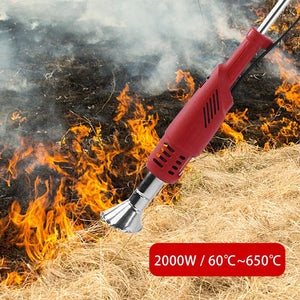 Weeds Electric Torch Burner