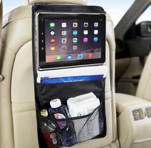 Multi-Pocket Back Seat Car Storage Organizer