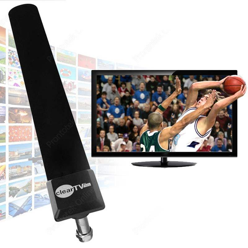 Clear TV™ Slim HDTV Digital Antenna