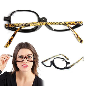 Clear Makeup Eye Glasses