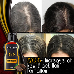 Grey Reverse Hair Darkening Shampoo