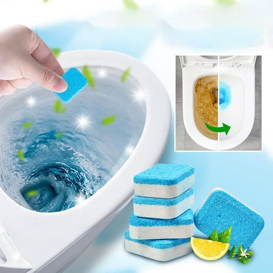 Ultra Clean Toilet Bowl Tablets