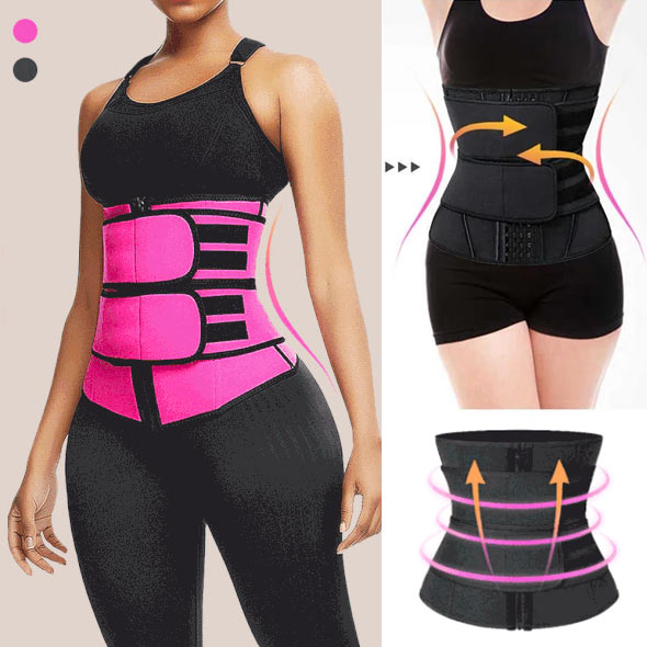 SweatFIT™ Adjustable Waist Slimming Trimmer