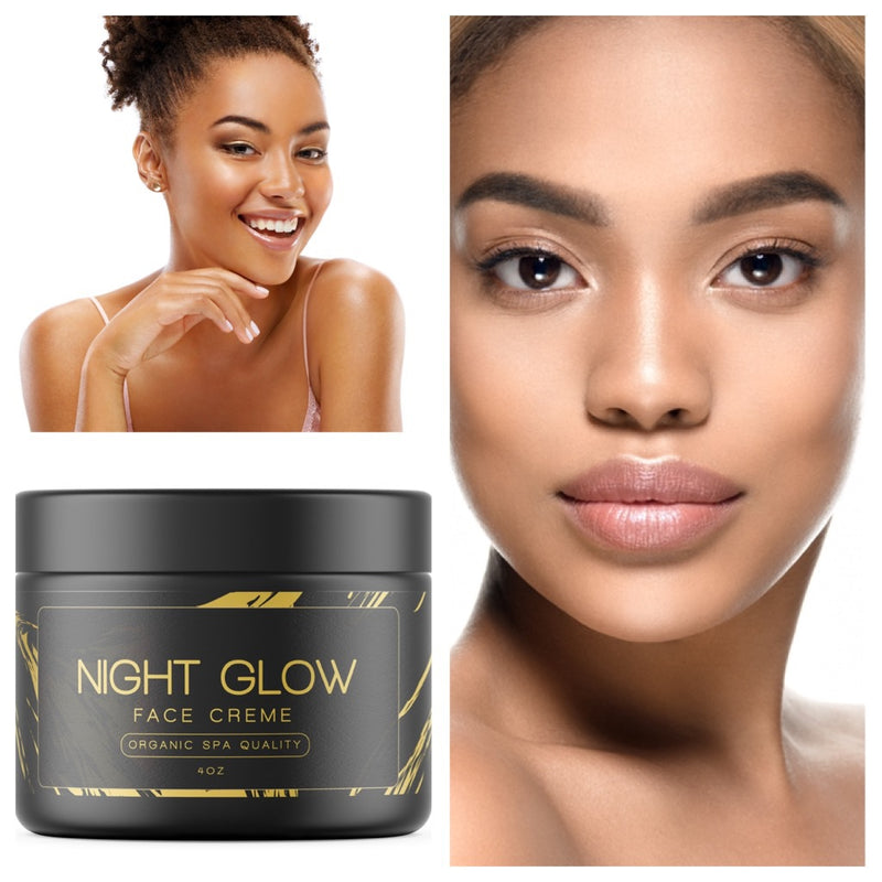 NIGHT GLOW FACE CREME