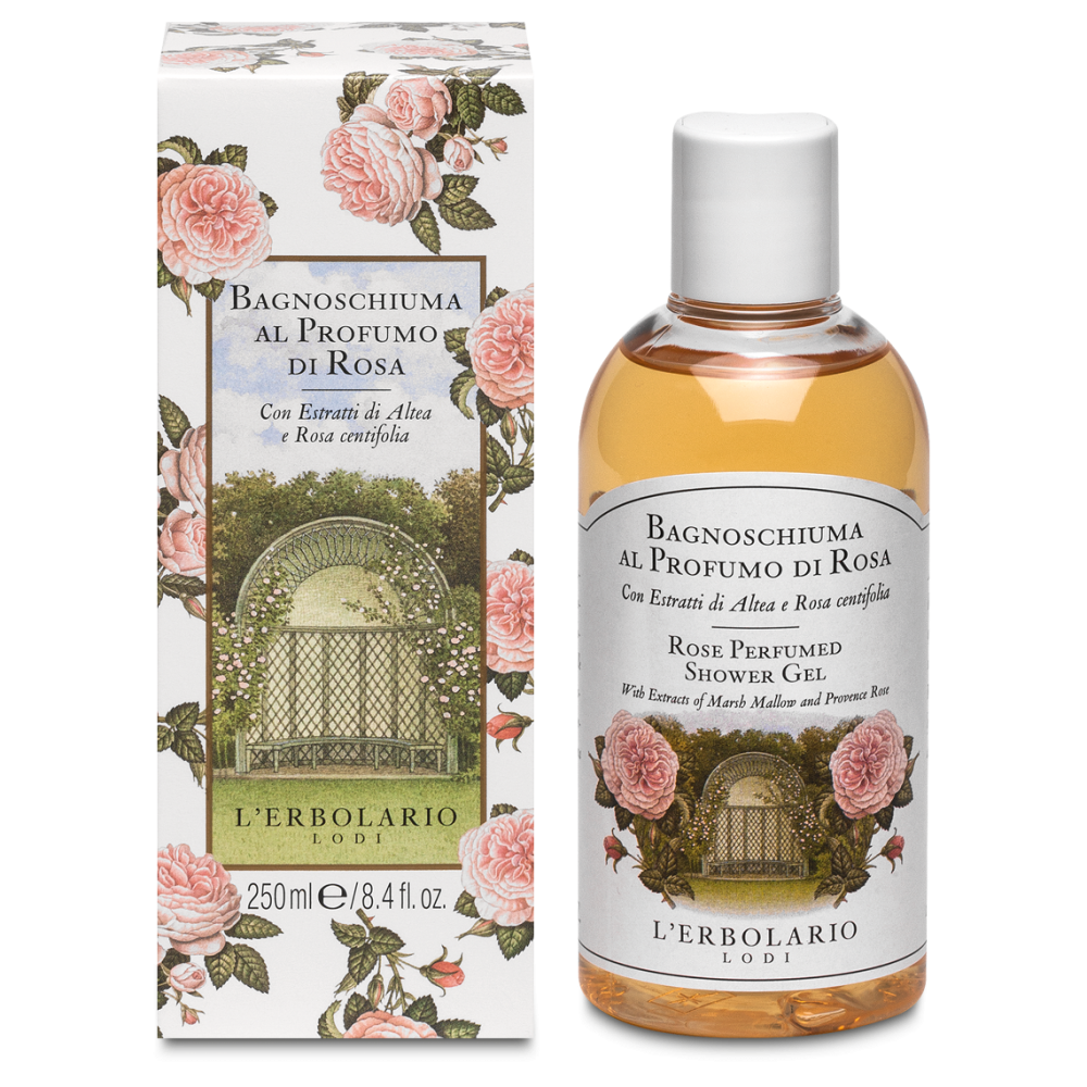 Rosa Bagnoschiuma 250 ml