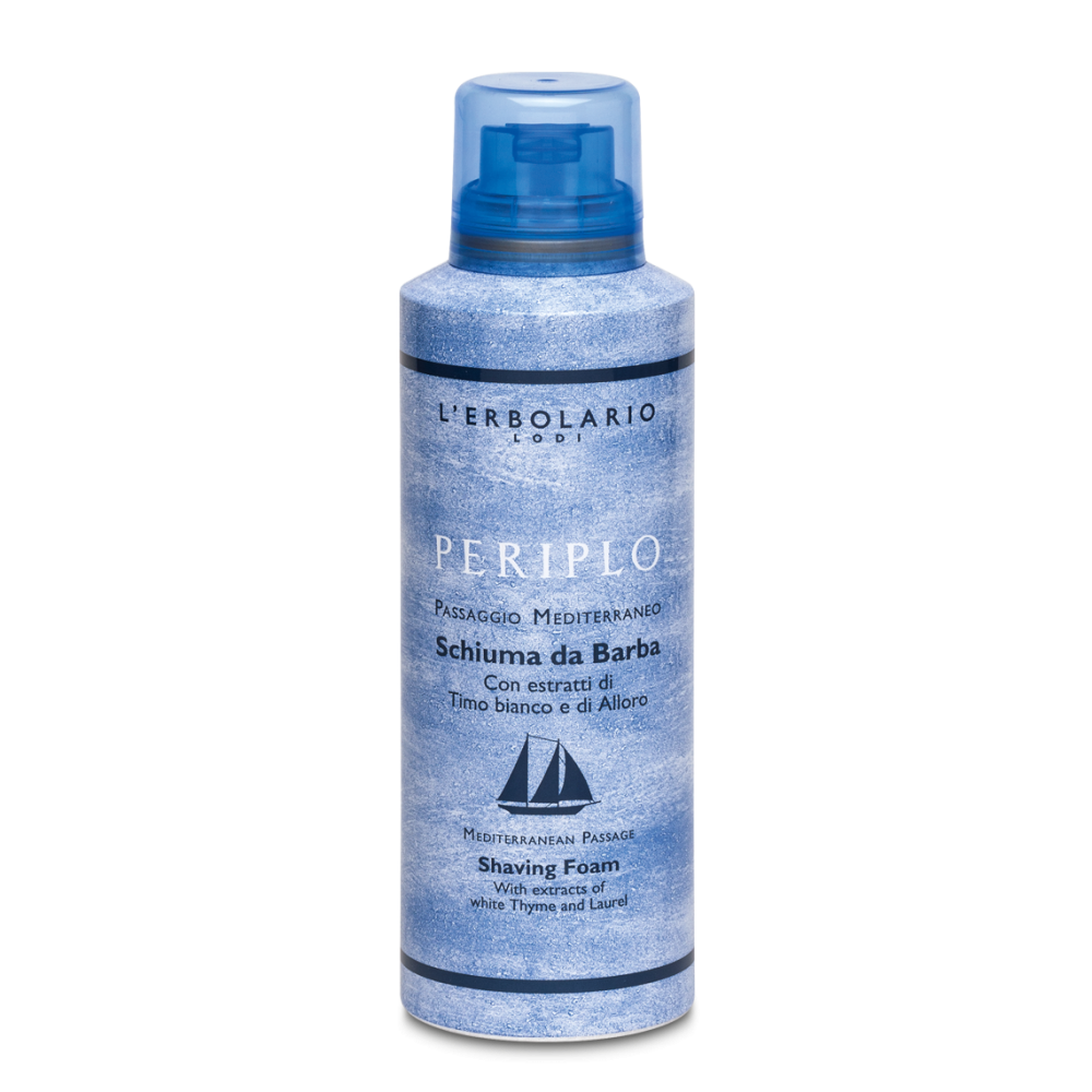 Periplo Schiuma da Barba 200 ml