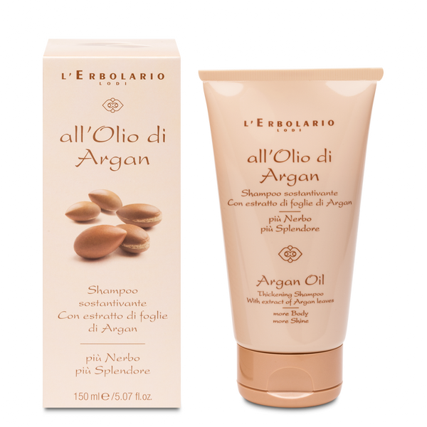 Argan Shampoo sostantivante 150 ml