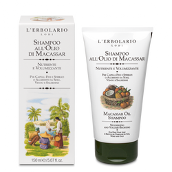 Shampoo all'Olio di Macassar 150 ml