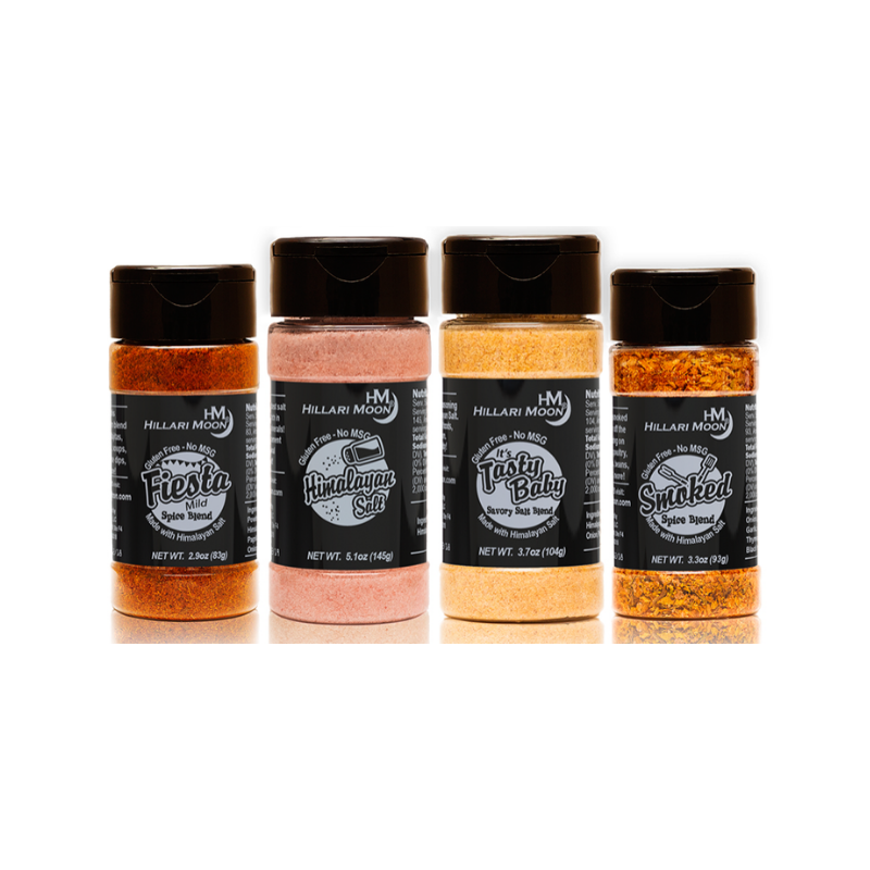 Himalayan Salt Blends