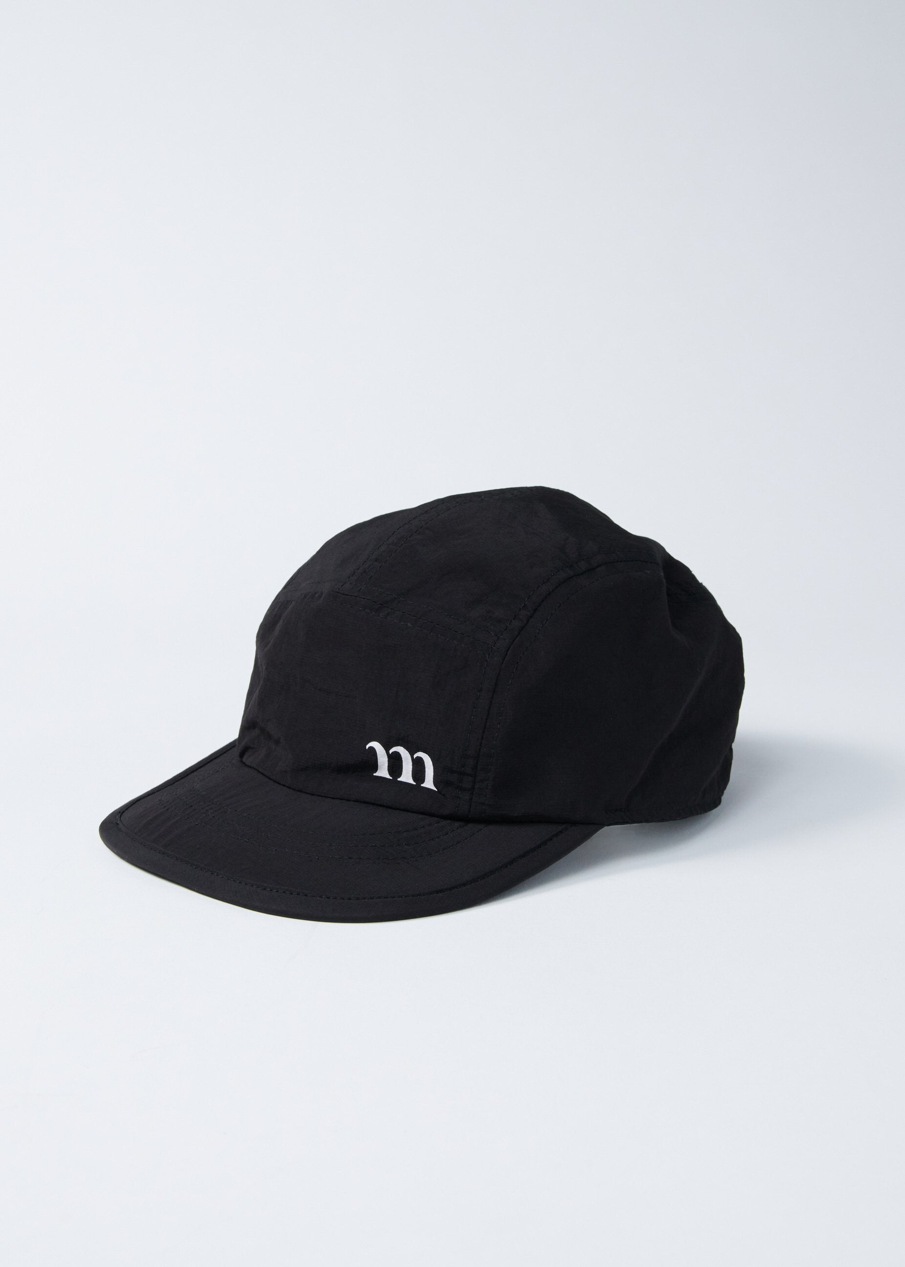 """m"" LIGHT 5 PANELS CAP <span>【予約販売】</span> - muracodesigns"