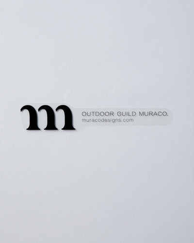 "STICKER ""OGM"" Equipment OUTDOOR GUILD MURACO"