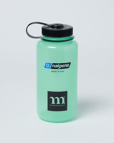 """m"" NALGENE TRITAN 1.0L GLOW Equipment OUTDOOR GUILD MURACO"