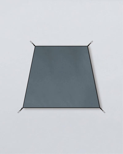 GROUND SHEET <br>for BLACK BEAK / NIMBUS 4P Tent OUTDOOR GUILD MURACO