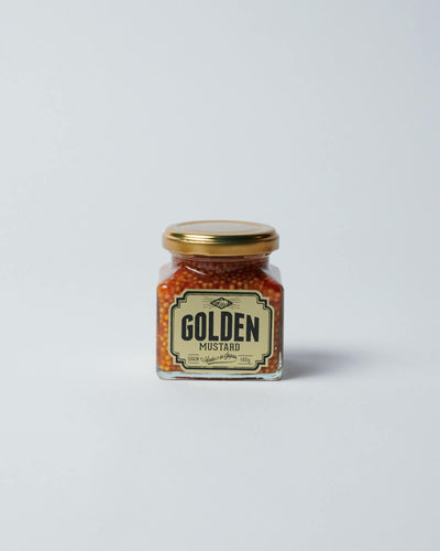 GOLDEN MUSTARD<br>HARISSA 140g m Selected OUTDOOR GUILD MURACO