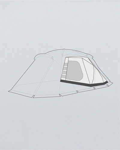 INNER TENT for ZIZ Tent OUTDOOR GUILD MURACO