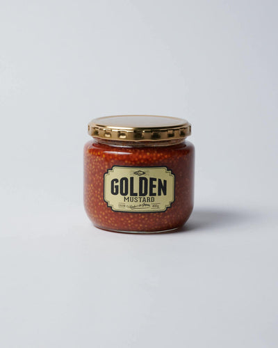 GOLDEN MUSTARD<br>HARISSA 400g m Selected OUTDOOR GUILD MURACO