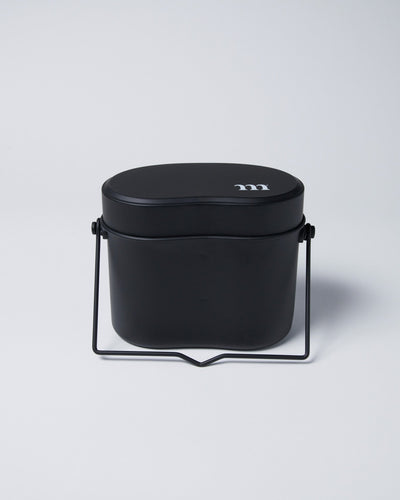 RICE COOKER BLACK - muracodesigns