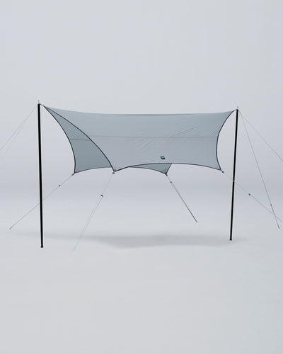 HEXA ULTRA GREY Tarp OUTDOOR GUILD MURACO