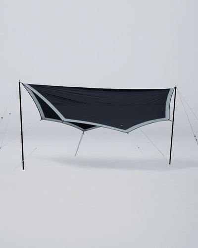 OCTA 4 BLACK Tarp OUTDOOR GUILD MURACO