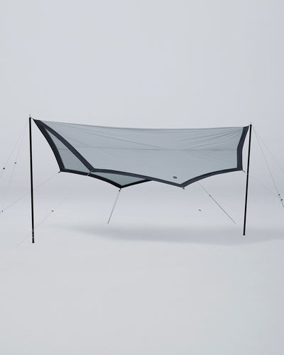 OCTA 4 GREY Tarp OUTDOOR GUILD MURACO