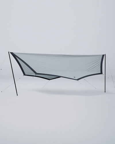 OCTA 8 GREY Tarp OUTDOOR GUILD MURACO