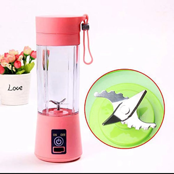 2020 USB Charger Cable Juice Mixer Fruit Machine