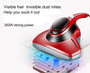 Handheld Vacuum Cleaner Mattress Aspirator EU US
