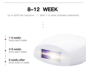 600000 flash professional  laser hair removal electric  machine