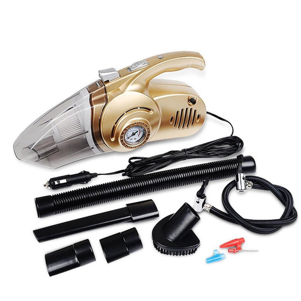 New  ABS Car Vacuum Cleaner 12V Wet And Dry Multi-Purpose