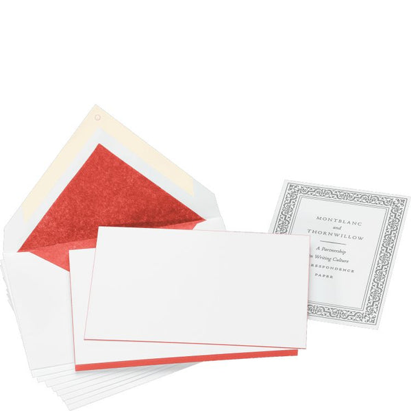 10 cartes + enveloppes Toffee Brown