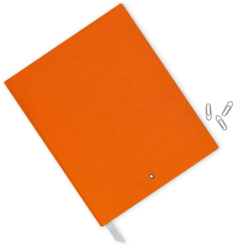 Cahier à dessin #149 Montblanc Fine Stationery Lucky orange