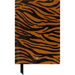 Carnet #146 Montblanc Fine Stationery, impressions animales, tigre