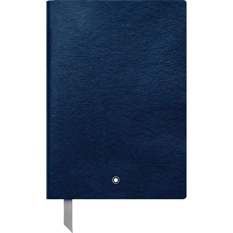 Carnet #146 Montblanc Fine Stationery indigo, pages blanches