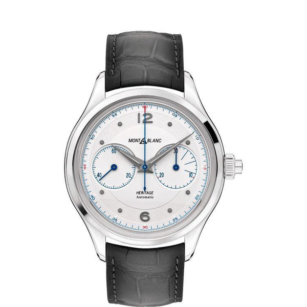 Montre Montblanc Heritage Monopusher Chronographe 42 mm - Boutique-Officielle-Montblanc-Cannes