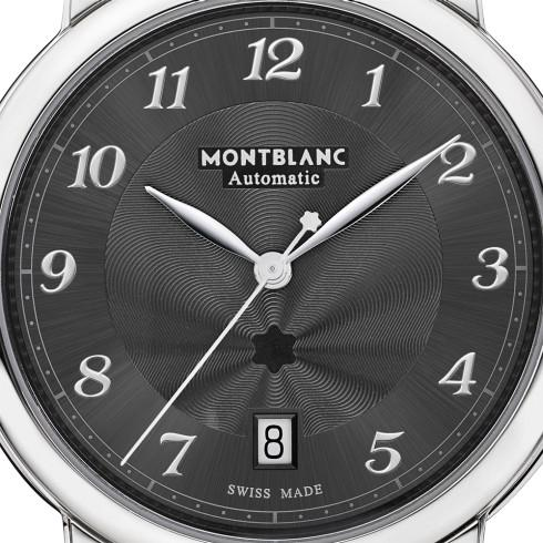 Montre Montblanc Star Legacy Automatic Date 39 Mm - Boutique-Officielle-Montblanc-Cannes