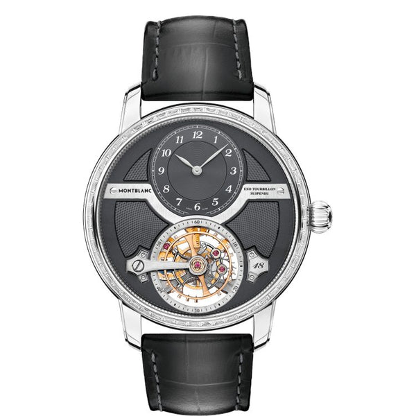 Montre Montblanc Star Legacy Suspended Exo Tourbillon Limited Edition - 18 pièces